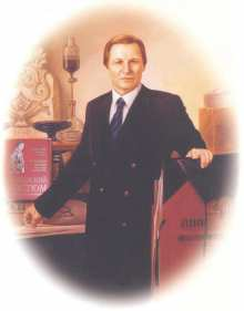 Портрет В.В. Николаева. Художник А. Рустаки, Санкт-Петербург