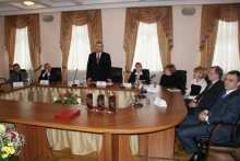 Торжественное заседание, посвященное 70-летию со дня рождения В.В. Николаева