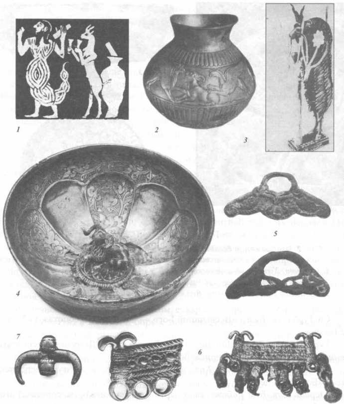 Изображения божества Лупа-така