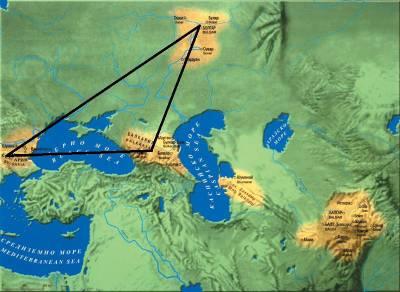 Этнокультурные параллели между Поволжьем и Балкано-Кавказским пространством (по материалам фольклорной похоронно-поминальной обрядности)