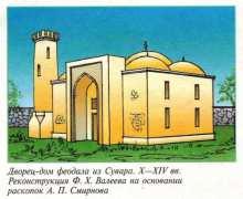 Дворец-дом феодала в Суваре