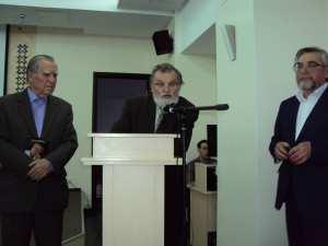 Слева направо: Анатолий Кибеч, Виталий Станьял, Виталий Иванов