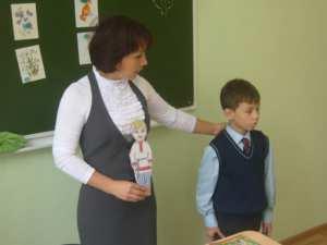 Занятия в проектном классе в школе № 10 г. Чебоксары