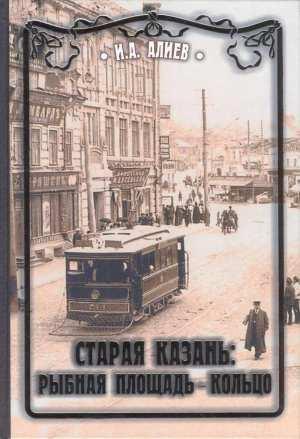 Алиев И. А. Старая Казань: Рыбная площадь — Кольцо. Казань, 2011. — 320 с.