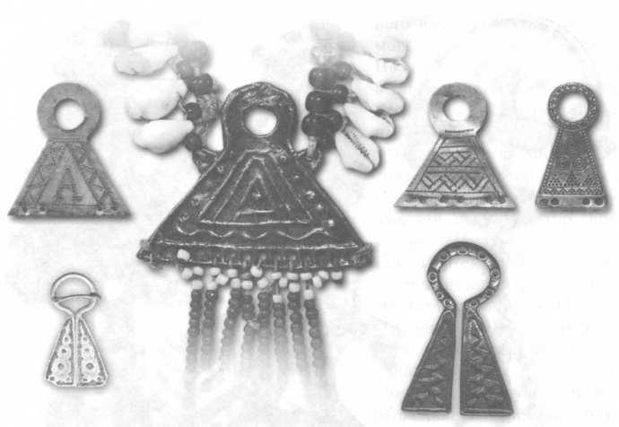Ҫӳлӗкама (Сюльгама) — символ Турӑ (Бога) суваро-булгар. X—XIX в.